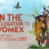 INDIA DELEGATION &#8211; WOMEX CARDIFF 2013, Wales