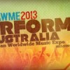 Perform at Australasian Worldwide Music Expo 2013