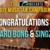 DIY Musicians Campaign: And The Winners Are…